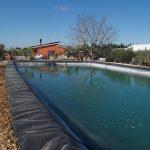 STORNARA (FG) - Vasca di irrigazione - 2013