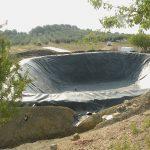 POTENZA - Vasca di irrigazione - 2015